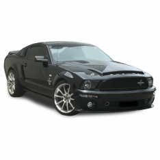 Ford Mustang 2005-2011 (5TH GEN) Complete Stereo Upgrade