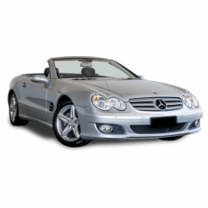 Mercedes SL 2002-2011 R230 Complete Stereo Upgrade