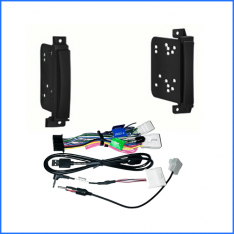 Jeep Grand Cherokee 2012-2013 (WK) Head Unit Installation Kit