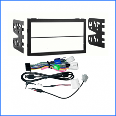 Mazda 323 1995-2003 (BJ) Head Unit Installation Kit