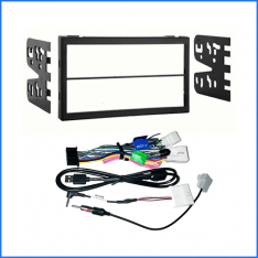 Mazda MX5 1998-2005 (NB) Head Unit Installation Kit