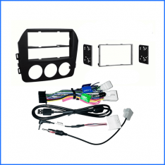 Mazda MX5 2009-2013 Head Unit Installation Kit