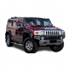 Hummer H2 2002-2007 Complete Stereo Upgrade