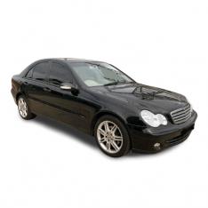 Mercedes C-Class 2005-2008 (W203) Car Stereo Upgrade