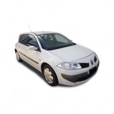 Renault Megane 2007-2009 (II B84) Car Stereo Upgrade
