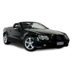 Mercedes SL CLASS 2005-2013 (R230) Car Stereo Upgrade