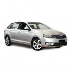 Skoda Rapid 2013-2015 (NH) Car Stereo Upgrade