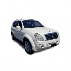 Ssangyong Rexton 2006-2011 (Y250) Car Stereo Upgrade