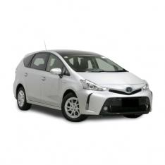Toyota Prius V 2015-2019 (ZVW40-ZVW41 Series) Car Stereo Upgrade
