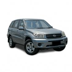 Toyota RAV4 2001-2005 (XA20 Series) Car Stereo Upgrade