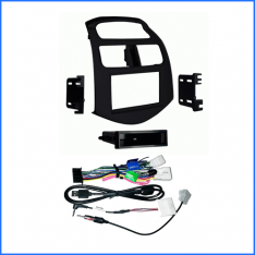 Holden Barina Spark 2013-2016 MJ Head Unit Installation Kit