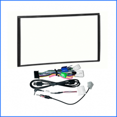 Nissan Patrol 2010-2013 (Y61) Head Unit Installation Kit