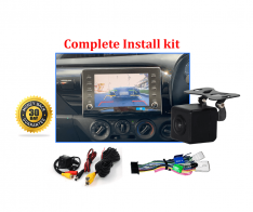 Reverse Camera NTSC Kit to suit Toyota Hilux Factory Screen 2020 to 2021