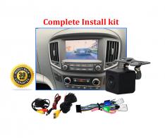 Reverse Camera NTSC Kit to suit Hyundai iload with barn doors 2019-2021 Factory Screen