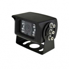 Square Black Reversing Camera